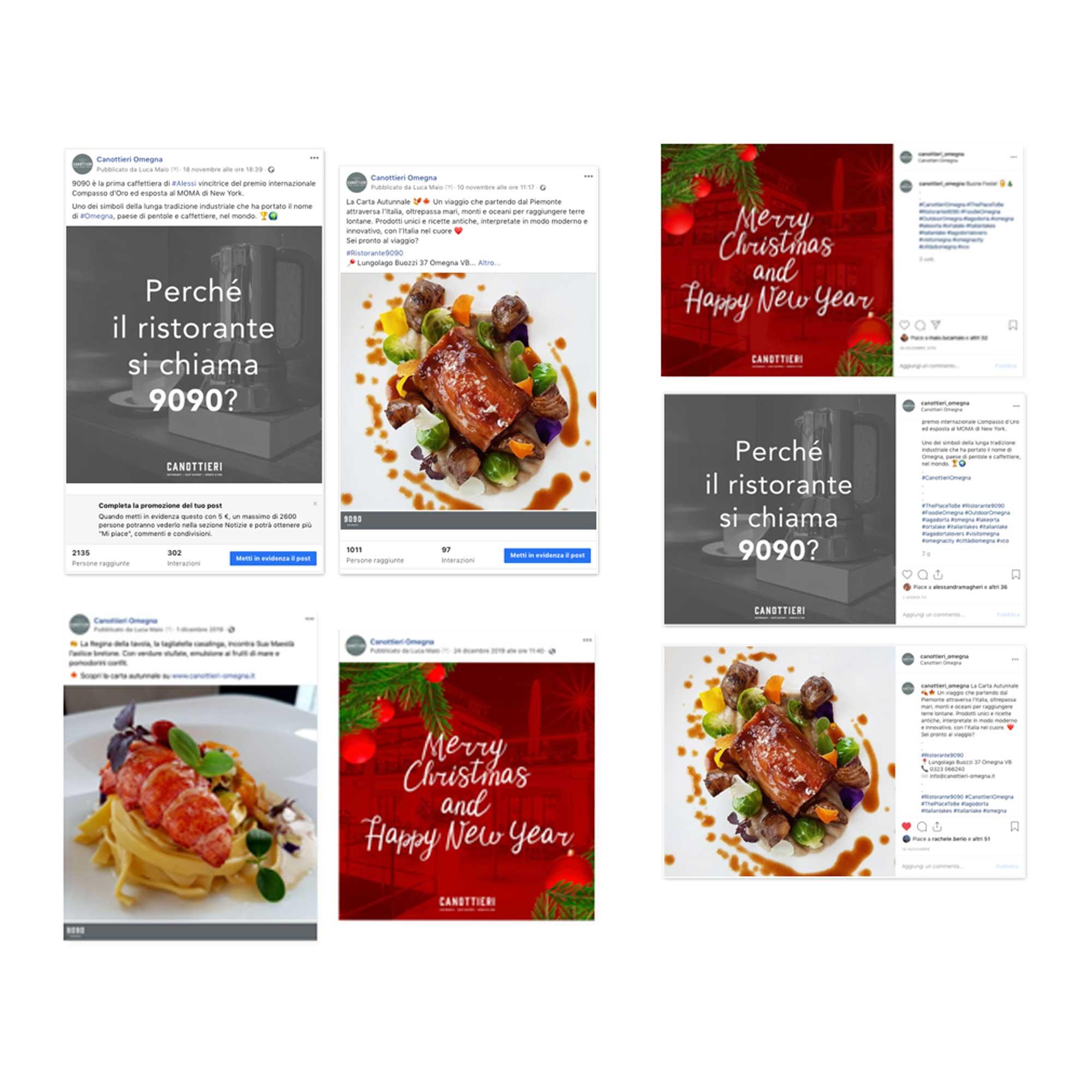 Social Marketing per Canottieri Omegna